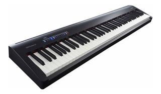 Piano Digital Roland Fp-30 88 Teclas Negro O Blanco