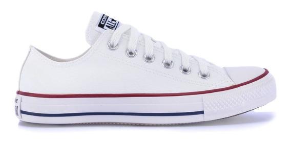 Tênis Feminino Masculino All Star Baixo Converse Branco 393