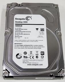 Hd Seagate Desktop 4tb St4000dm000-1f2168 Com Defeito