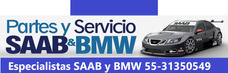 Saab Bmw Partes Servicio Especializado