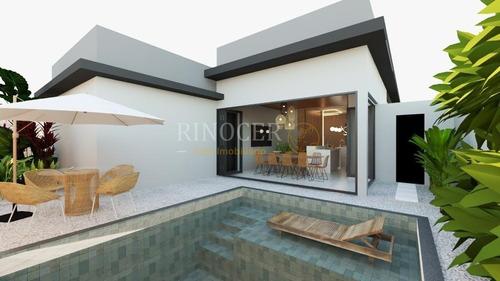Imagem 1 de 17 de Casa De Condomínio Em Franca - Sp - Ca0291_rncr