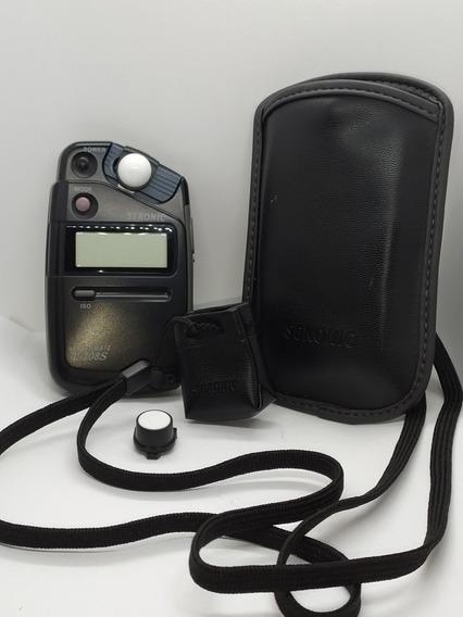 Fotómetro Sekonic L-308s