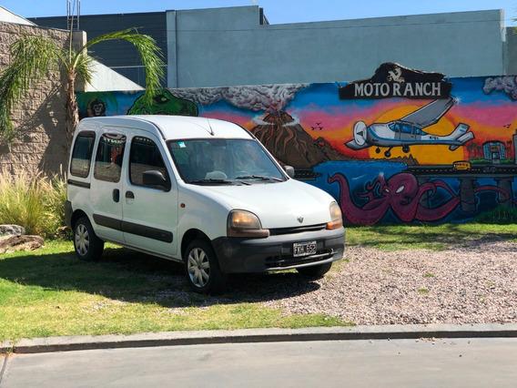 Renault Kangoo 1.9 Diesel Familiar 2006