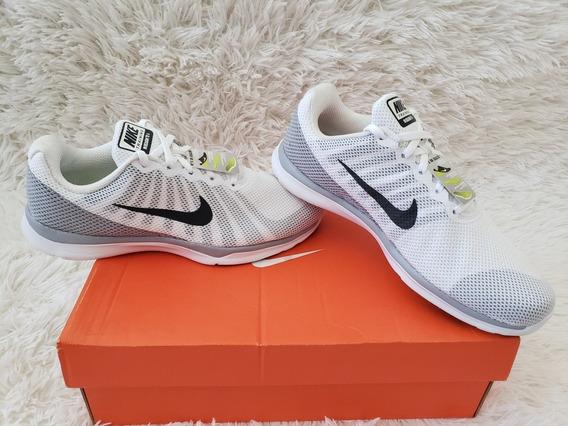 Tênis Nike Feminino In-season Tr Branco 100% Original