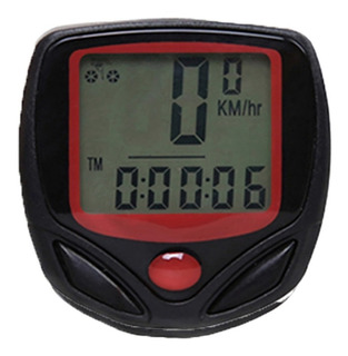 Velocimetro Digital Bicicleta Cuenta Kilometro 15 Funciones®