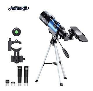 Aomekie Telescopio P/ Kids Adults Y Astronomy Beginners Mm