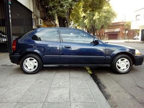Honda Civic 1.6 Ex Coupe Ant. $70000 Y Cuotas