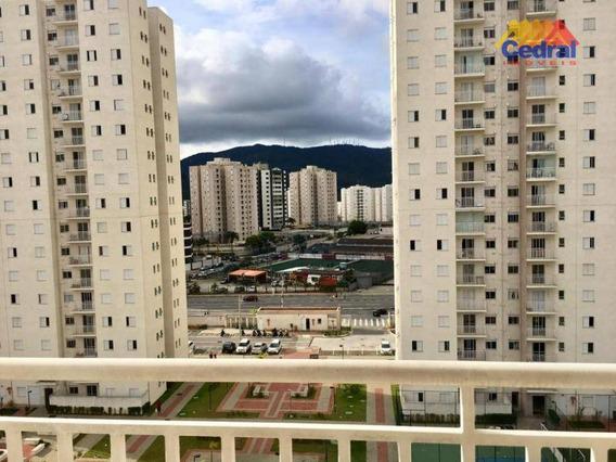 Apartamento Na Vila Mogilar Para Venda, Com 2 Quartos Sendo 1 Suíte, Condomínio Flex Mogi, Um Dos Melhores Bairros De Mogi Das Cruzes - Ap0660