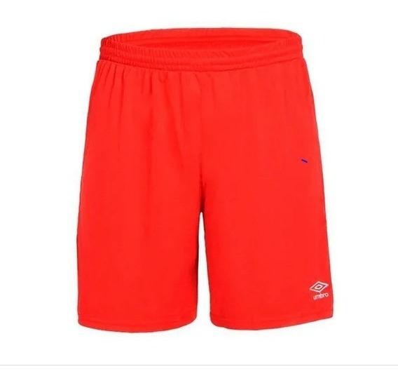 Short Umbro Bermuda Fútbol Pantalón Corto De Niño Mvdsport