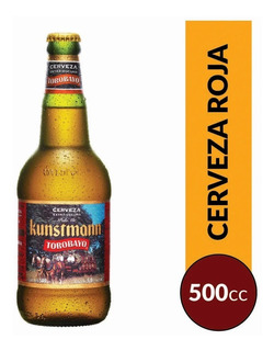 Cerveza Artesanal Kunstmann Torobayo Pale Ale 500ml Pack X 6