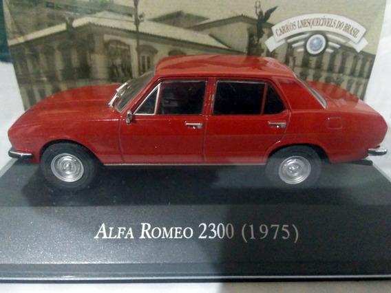 Miniatura Alfa Romeo 2300 1975 Escala 1/43