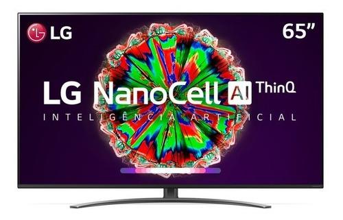Smart Tv LG 65 4k Ips Nanocell 65nano81s Wifi Bluetooth Hdr