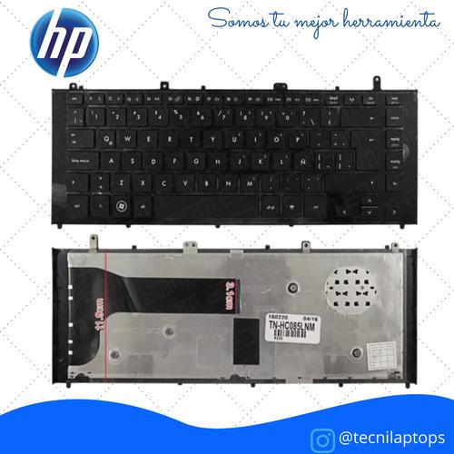 Teclado Hp Probook 4320 4321 4329 Somos Tienda Física
