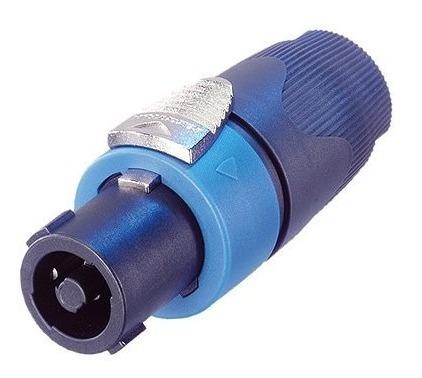 Plug Conector Speakon Femea De 4 Pólos Neutrik Nl4fx
