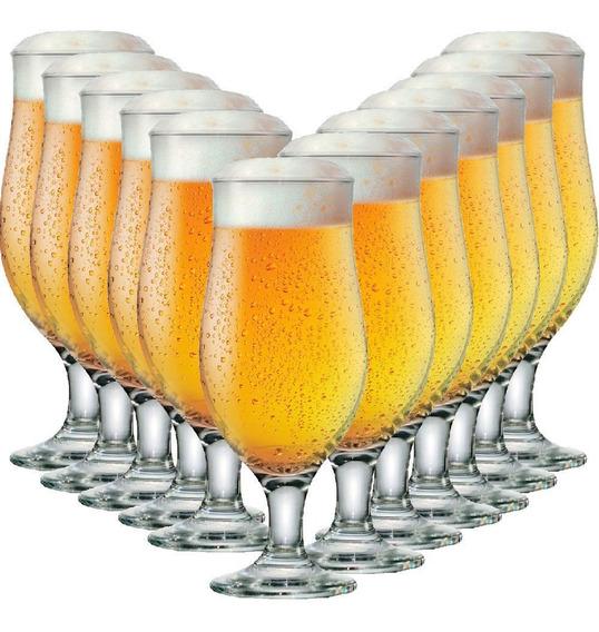 Jogo Taças Cerveja Conjunto Kit 12 Peças