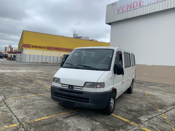 Peugeot Boxer 16 Lugares Ano 2004