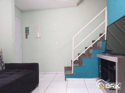 Casa Com 2 Dormitórios À Venda Por R$ 250.000,00 - Vila Carmosina - São Paulo/sp - Ca0794