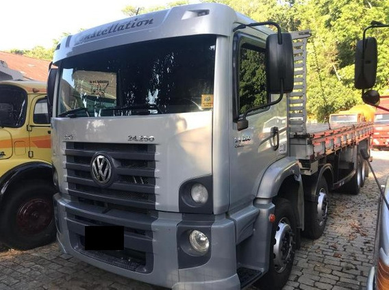 Volkswagen Vw Constellation 24250 Bitruck 8x2 2011/11