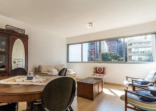 Imagem 1 de 15 de Apartamento Reformado À Venda Em Pinheiros Com 3 Quartos - Ap31150