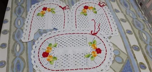 Imagem 1 de 1 de Crochê Tapetes Croche