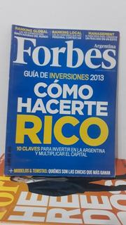 Revistas Forbes Lote 22 Ejemplares