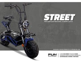 Patinete Elétrico Street E-power Fun Motors 1600 Wats