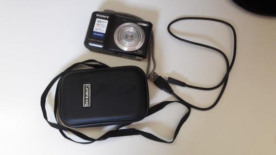 Câmera Fotográfica Sony Cybershot Dsc-s2000