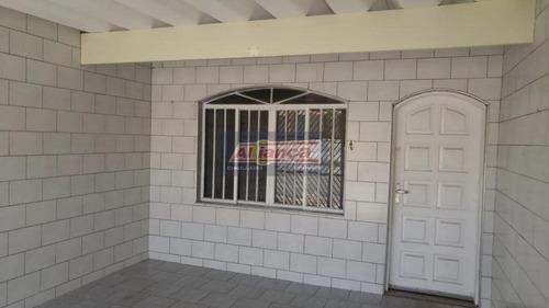 Sobrado Com 2 Dormitórios À Venda, 99 M² - Jardim Santa Mena - Guarulhos/sp - Ai10638