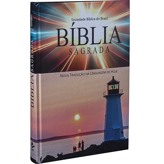 Bíblia Missionária Capa Farol