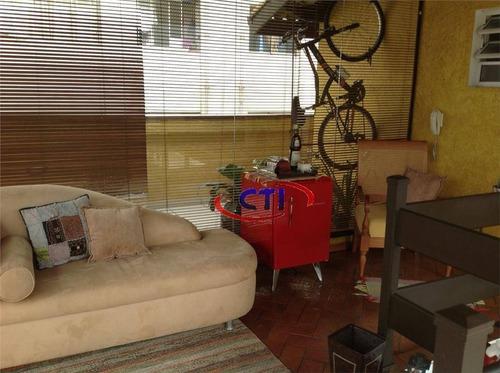Cobertura Residencial À Venda, Centro, São Bernardo Do Campo. - Co0042