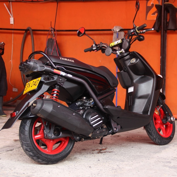 Moto Biwis Yamaha Repotenciada 160