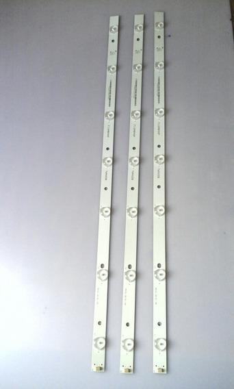 Kit Barra De Leds Panasonic Tc 32es600b