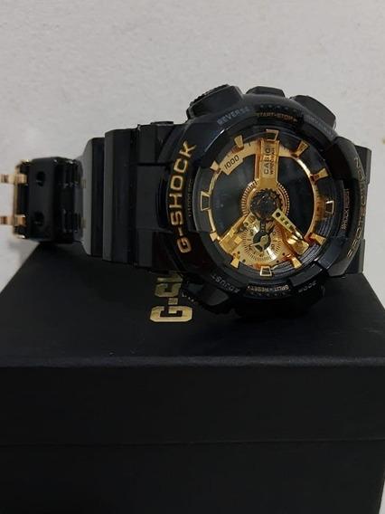 Relógio Masculino Ga 110 Premium Automático A Prova D