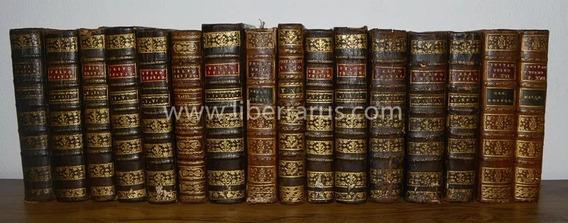Bíblia Antiga - Testamento Velho Antonio Pereira 1789 16vol