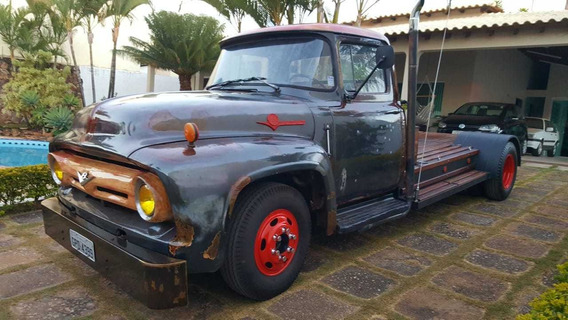 Ford F350 Ano 1959 Rat