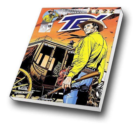 Tex Platinum Edição 13 - Novo E Lacrado