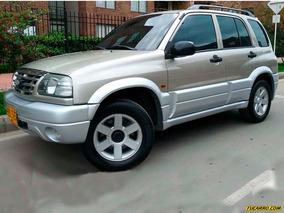 Chevrolet Grand Vitara 2.0 4x4 Mt