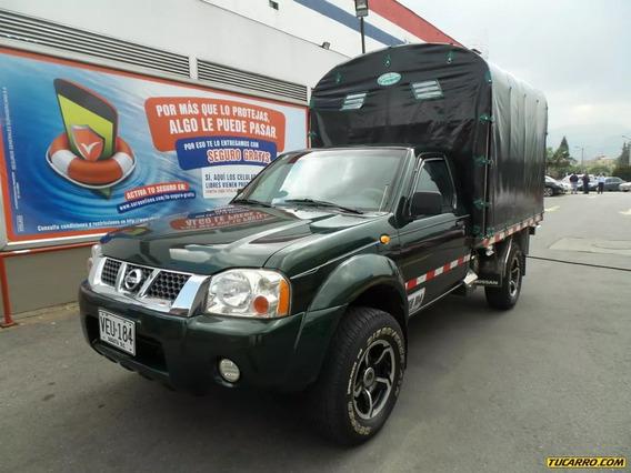 Estacas Nissan D22 4x4 3000 Cc