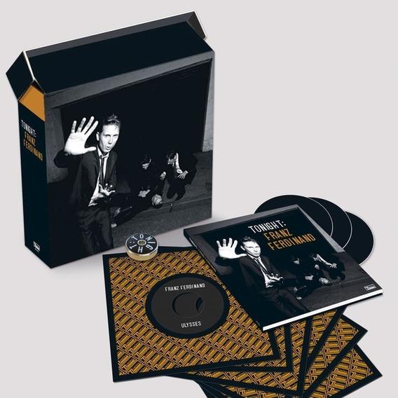 Franz Ferdinand Tonight Franz Ferdinand Cd Dvd Vinilo Single