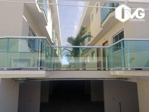 Imagem 1 de 14 de Sobrado À Venda, 102 M² Por R$ 320.000,00 - São Miguel Paulista - São Paulo/sp - So0496