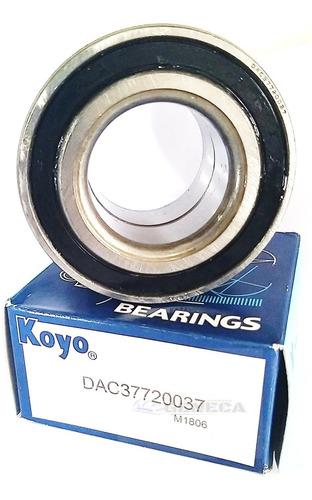 Rolinera Rodamiento Delantero Renault 19 21 Kangoo  #5779