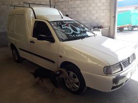 Volkswagen Caddy 1.9 Sd Diesel Blanca Furgon Año 2000