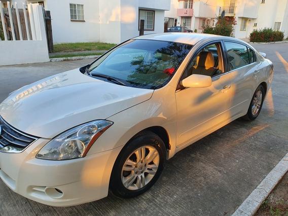 Nissan Altima 2.5 Sl At Piel Cvt 2011