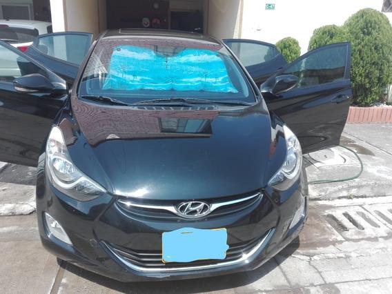 Hyundai Modelo 2012 Color Negro Full Equipo Excelente Estado