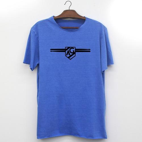 Imagem 1 de 1 de Camisetas Unissex André Gonzales