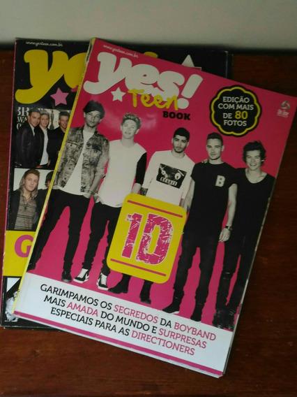Kit Yes! Teen Book - 1d (ed. 17) E Guia De Bandas (ed. 15)