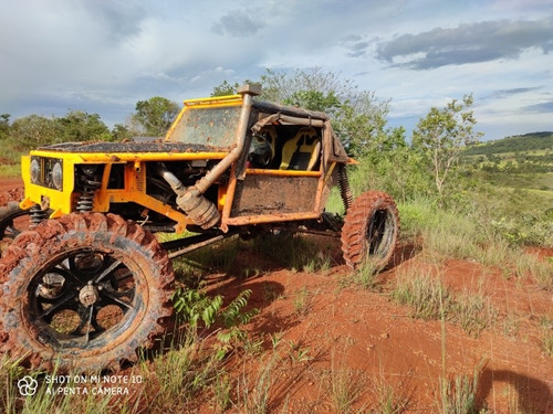 Gaiola 4x4 Turbo