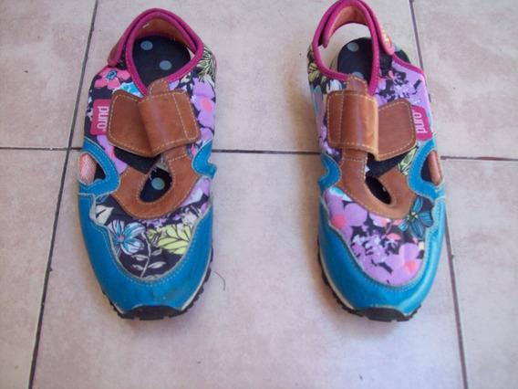 Zapatillas Dama Nº 35