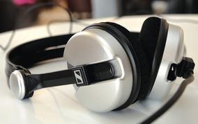 Headphone Sennheiser Amperior - Versão Premium Do Hd 25 Ii