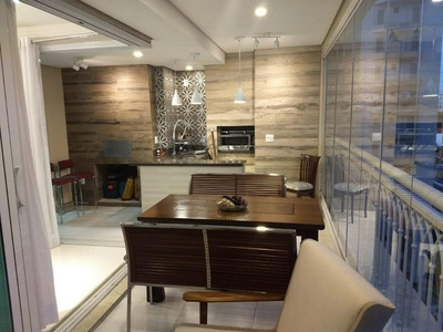 Apartamento Com 3 Dormitórios À Venda, 177 M² Por R$ 1.800.000 - Ap5369